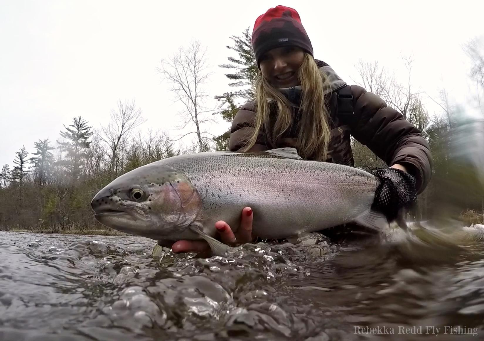 Rebekka Redd Fly Fishing